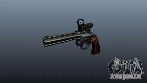 Revolver Colt Python 357 Aimshot für GTA 4