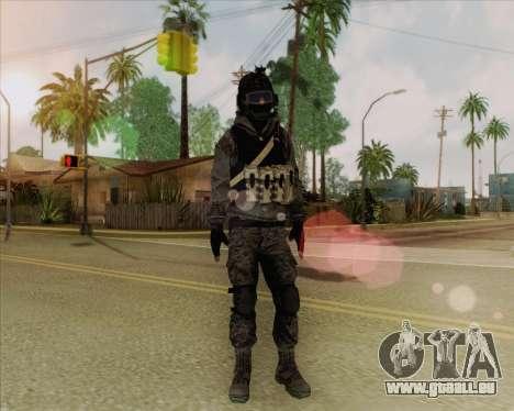 Russian Engineer für GTA San Andreas zweiten Screenshot