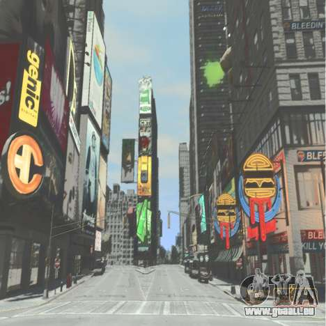 Farbe-Boot-Bildschirm für GTA 4