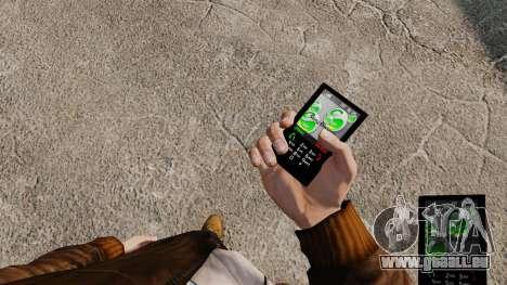 Thème pour téléphone Sony Ericsson pour GTA 4