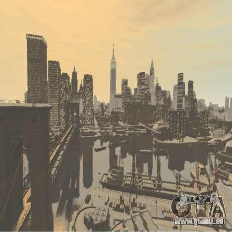 Farbe-Boot-Bildschirm für GTA 4 weiter Screenshot