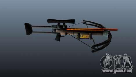 Arbalète Half-Life pour GTA 4 troisième écran