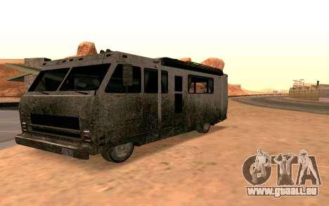 Reise von GTA 5 für GTA San Andreas linke Ansicht