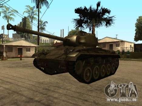 M24-Chaffee für GTA San Andreas