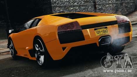Lamborghini Murcielago LP640 2007 [EPM] für GTA 4-Motor