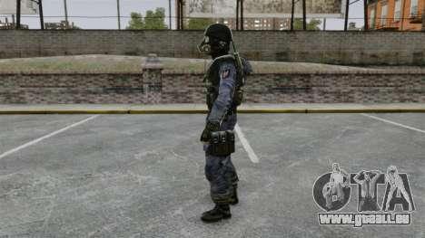 Englische Commando SAS für GTA 4 Sekunden Bildschirm