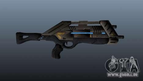 M-15 Vindicator für GTA 4 dritte Screenshot