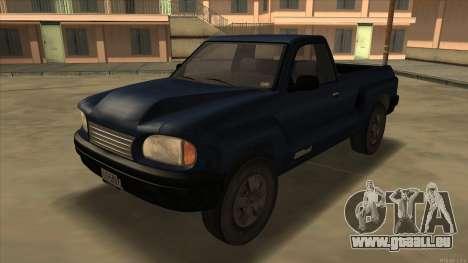 Bobcat HD from GTA 3 pour GTA San Andreas