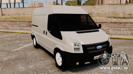 Ford Transit 2013 pour GTA 4