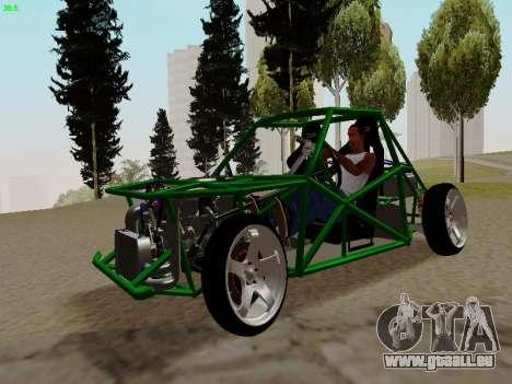 Nocturnal Motorsports Coyote für GTA San Andreas