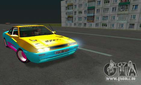Opel Manta Mattig Extreme für GTA San Andreas Rückansicht