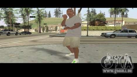 Trevor, Michael, Franklin für GTA San Andreas achten Screenshot