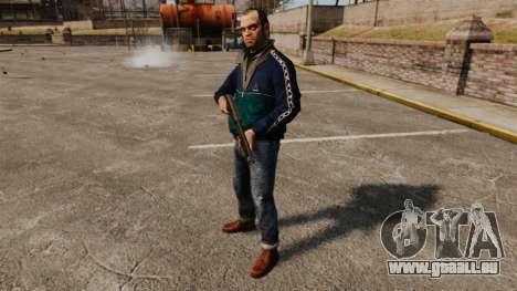 Trevor Phillips pour GTA 4 quatrième écran