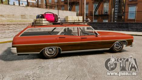 GTA V Dundreary Regina für GTA 4 linke Ansicht