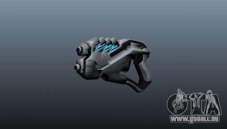 Pistolet Arc Zone Ii pour GTA 4