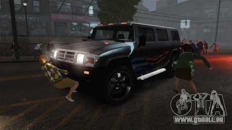 Nouveau Zombie-script pour GTA 4 septième écran