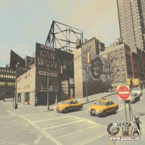 Farbe-Boot-Bildschirm für GTA 4 dritte Screenshot