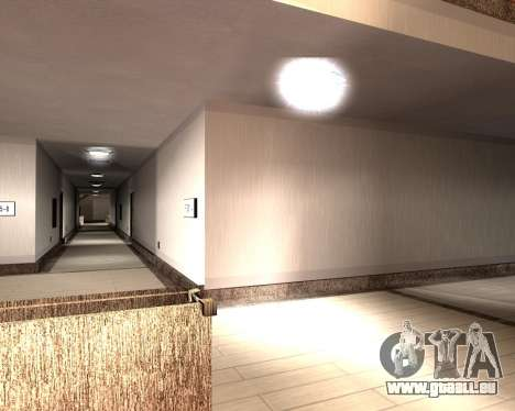 Texture améliorée à Jefferson pour GTA San Andreas troisième écran