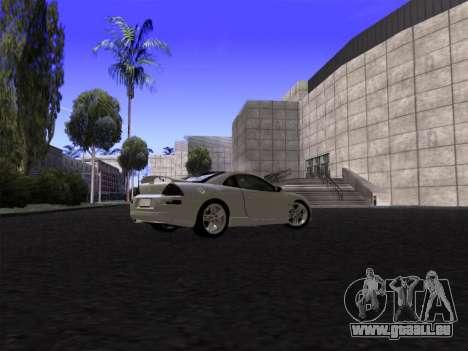 SA_RaptorX v2.0 pour PC faible pour GTA San Andreas cinquième écran