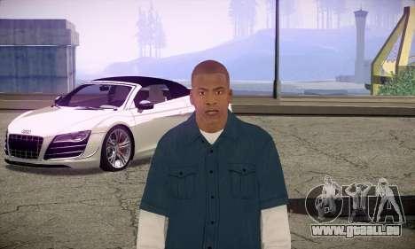 Franklin für GTA San Andreas