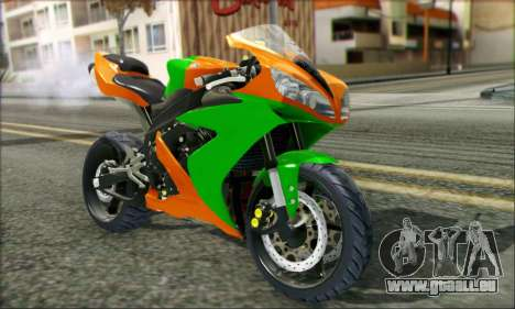 Yamaha R15 pour GTA San Andreas