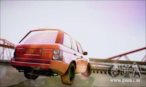 Reflective ENBSeries v1.0 pour GTA San Andreas quatrième écran