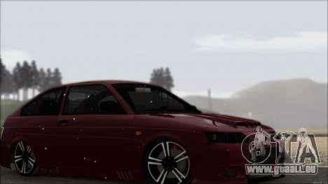 VAZ-2112 Sports pour GTA San Andreas