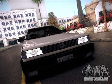 Volkswagen Voyage GL 94 2.0 pour GTA San Andreas