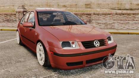 Volkswagen Bora VR6 2003 pour GTA 4