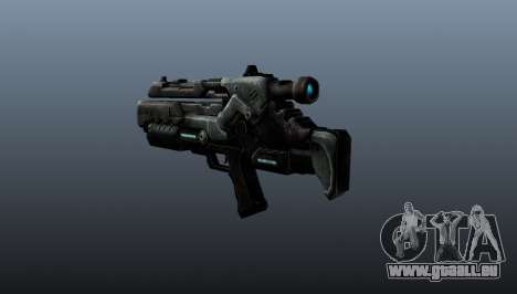Chakram Launcher für GTA 4 Sekunden Bildschirm