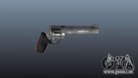 Raging Bull-Revolver für GTA 4 dritte Screenshot