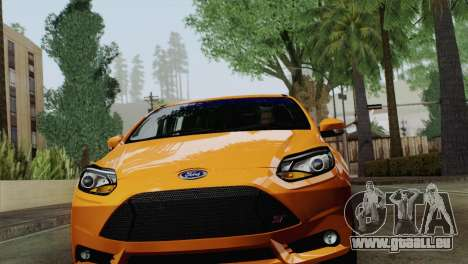 Ford Focus ST 2013 für GTA San Andreas linke Ansicht