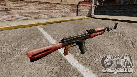 AK-47 v2 pour GTA 4 secondes d'écran