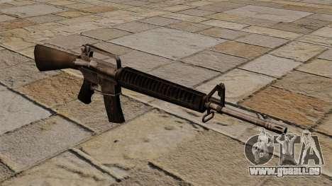M16A2 Sturmgewehr für GTA 4