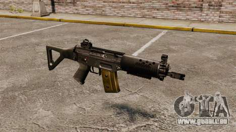 Sturmgewehr SIG SG 552 für GTA 4