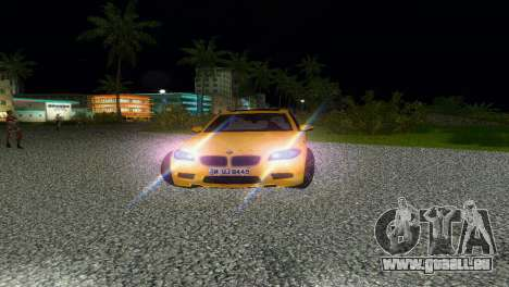 Neue grafische Effekte v. 2.0 für GTA Vice City