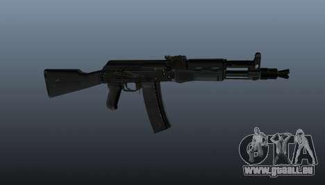 AK-102 pour GTA 4 troisième écran