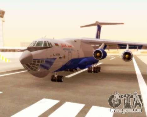 Il-76td Silk Way pour GTA San Andreas