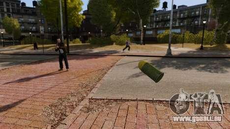M79 Granatwerfer für GTA 4 dritte Screenshot