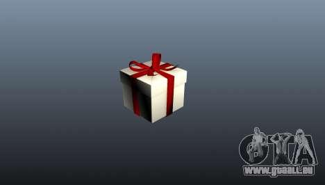 Granate Geschenk für GTA 4 Sekunden Bildschirm