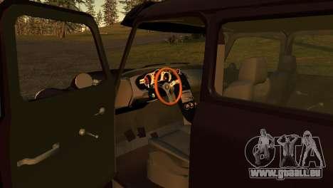 GAZ 53 für GTA 4 rechte Ansicht
