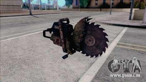 Chainsaw Silent Hill-Startseite zu kommen für GTA San Andreas