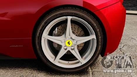 Ferrari 458 Italia 2010 Novitec pour GTA 4 est un droit