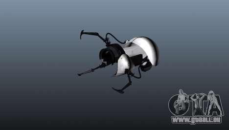 Mini Portal gun für GTA 4