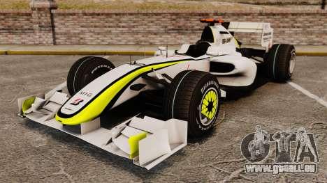 Brawn BGP 001 2009 für GTA 4
