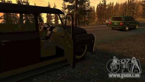 GAZ 53 für GTA 4 Seitenansicht