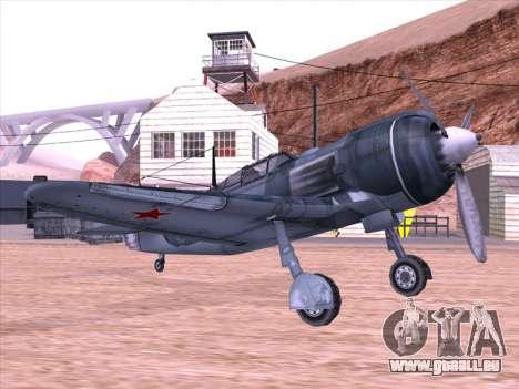 LA-5 pour GTA San Andreas