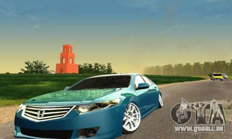 Honda Accord Tuning für GTA San Andreas