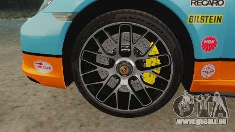 Porsche 911 Turbo 2014 [EPM] Gulf für GTA 4 Innenansicht