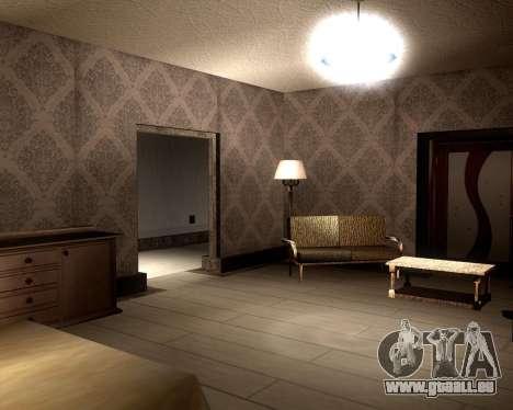 Texture améliorée à Jefferson pour GTA San Andreas quatrième écran
